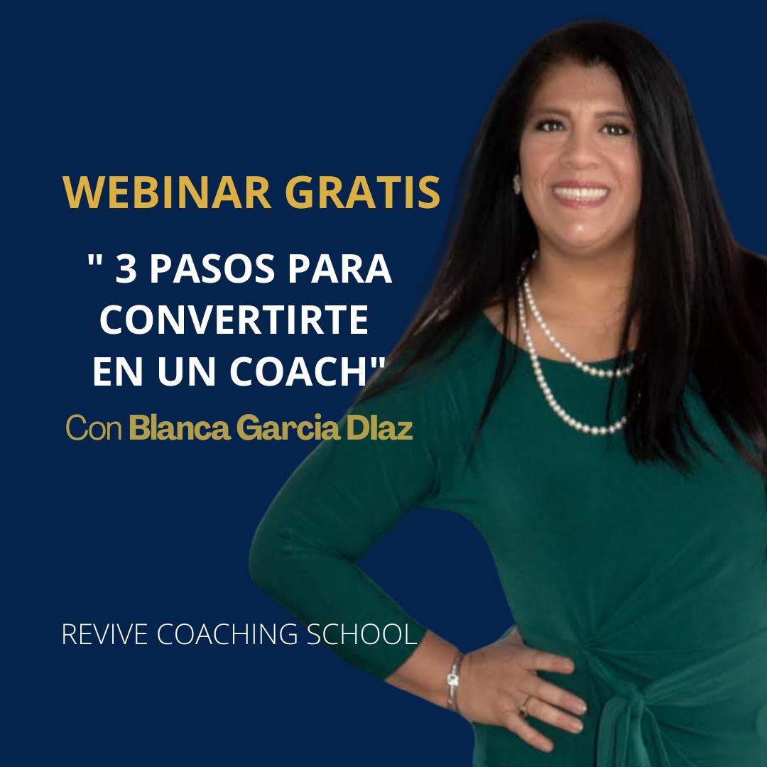 Los 3 Pasos Para Convertirte en un Coach